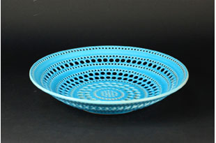 ACC1481: Sempre Turquoise Bowl