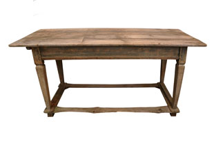 FRN795: Antique French Farm Table