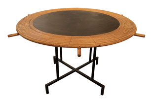 FRN823: Jacques Adnet Table