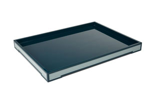 ACC3525: Large Suffolk Tray - Teal