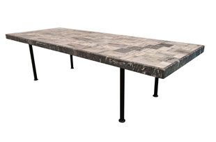 FRN899: Marble Top Coffee Table