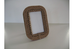 ACC1205: Rope Picture Frame