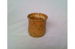 ACC354 : Small Oatmeal Vase
