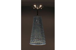 LIT230: Ceiling Light: Blue (#2013-H-106)