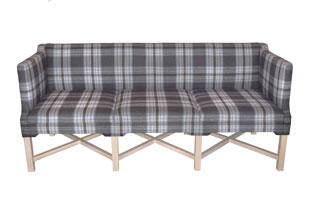 FRN517: Harbinger Brooks Danish Sofa
