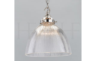 : Hector Finch Straight Edged Prism Shade