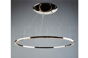 : Hector Finch Circle Led Pendant