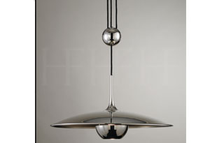 : Hector Finch Onos 55M Adjustable Pendant Lamp Centre Pull