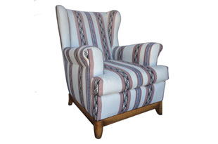 FRN563: Harbinger Avignon Wing Chair