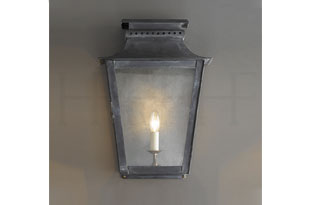 : Hector Finch Zeus Wall Lantern Large