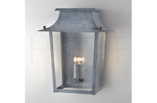 : Hector Finch Passy Wall Lantern Large