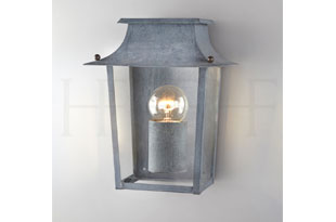 : Hector Finch Passy Wall Lantern Small