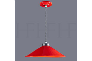 : Hector Finch Lucia Pendant Medium Rosso