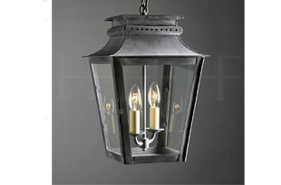 : Hector Finch Zeus Hanging Lantern Medium