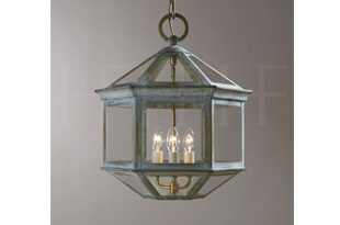 : Hector Finch Alex Hanging Lantern