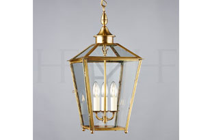 : Hector FInch Sir John Soane Hanging Lantern Small