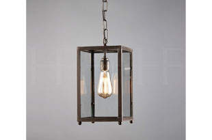 : Hector Finch Pendant Box Lantern Mini