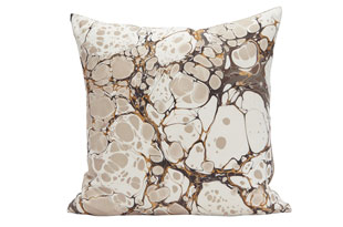 : Rule Of Three Seastone Mineral Square Pillow