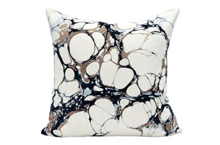 : Rule Of Three Seastone Bastille Square Pillow