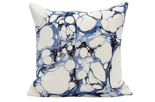 : Rule Of Three Seastone LeMarais Square Pillow