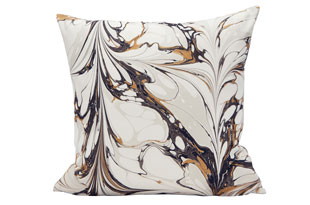 : Rule Of Three StonePlume Darkiris Square Pillow