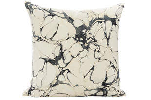 : Rule Of Three Seastone BoneChina Square Pillow