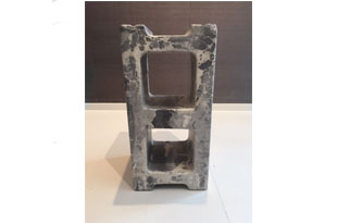 ACC3136: Concrete Cat Infiniti Unit Oracle in Grey/White Marble